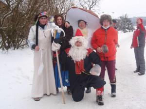 Postavy z Mrazíka