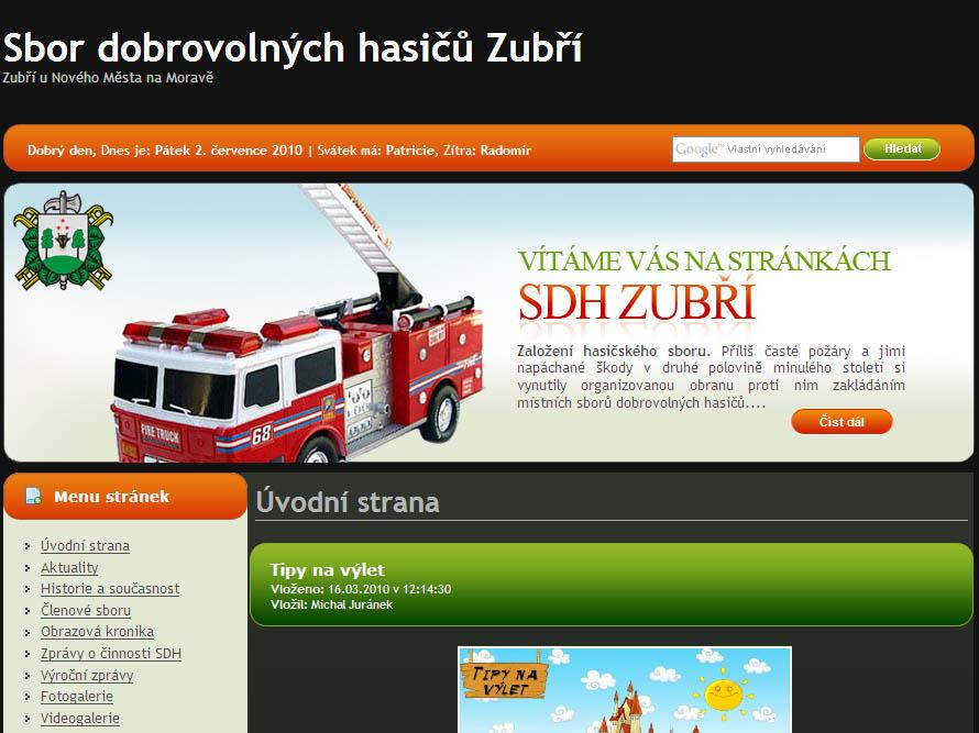 SDH Zubří