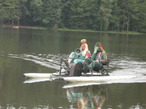 Vodníci na šlapadle
